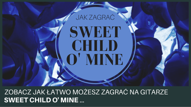 Jak zagrać sweet child o' mine
