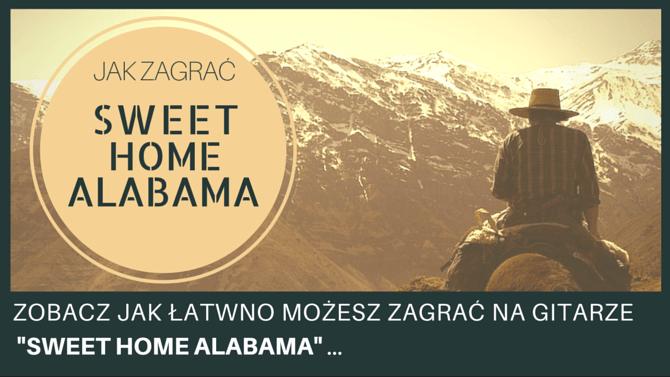 jak zagrać sweet home alabama