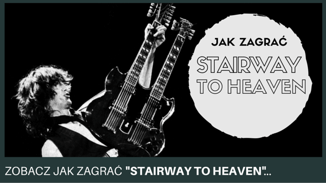 jak zagrać stairway to heaven