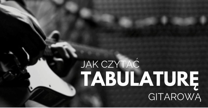 tabulatura gitarowa